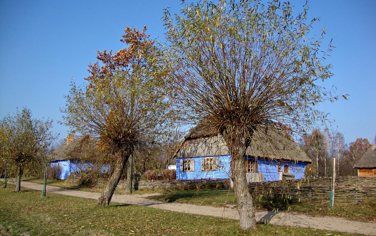 домик в деревне весной фото 25
