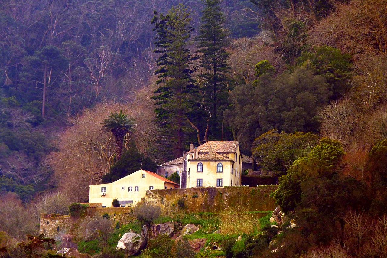 домик в деревне весной фото 4