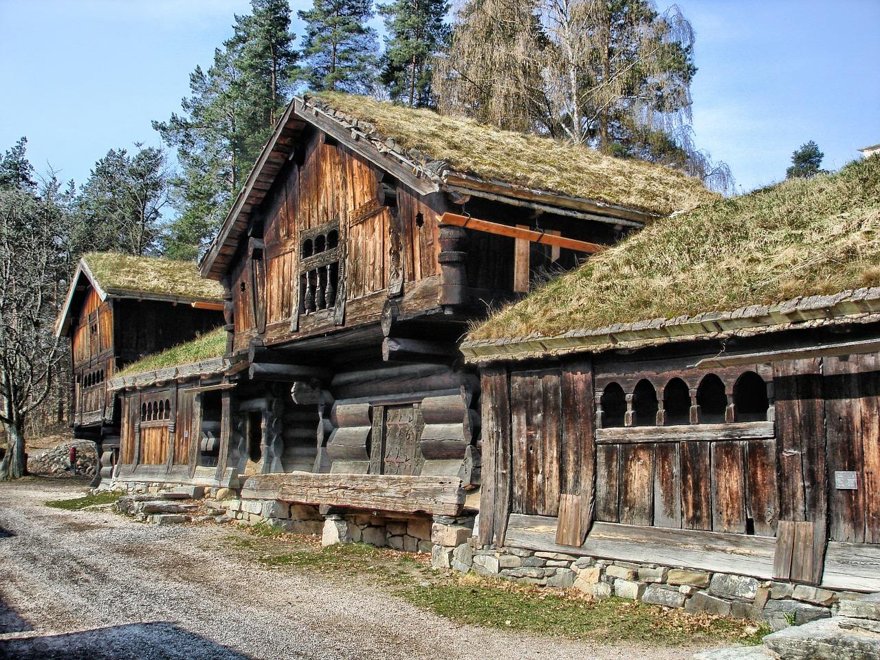 домик в деревне весной фото 9