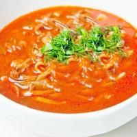 Суп деревенский постный