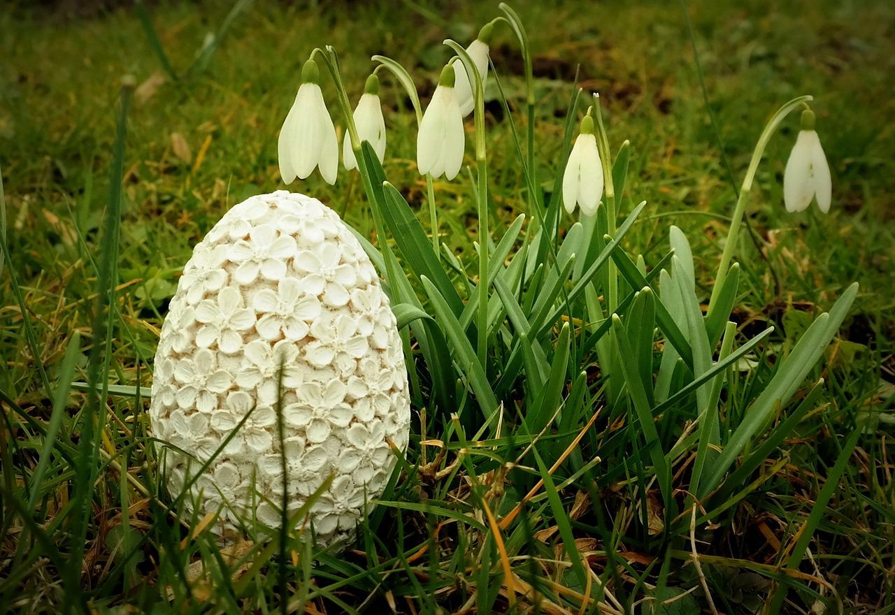 яйца на пасху, пасхальные украшения фото 20