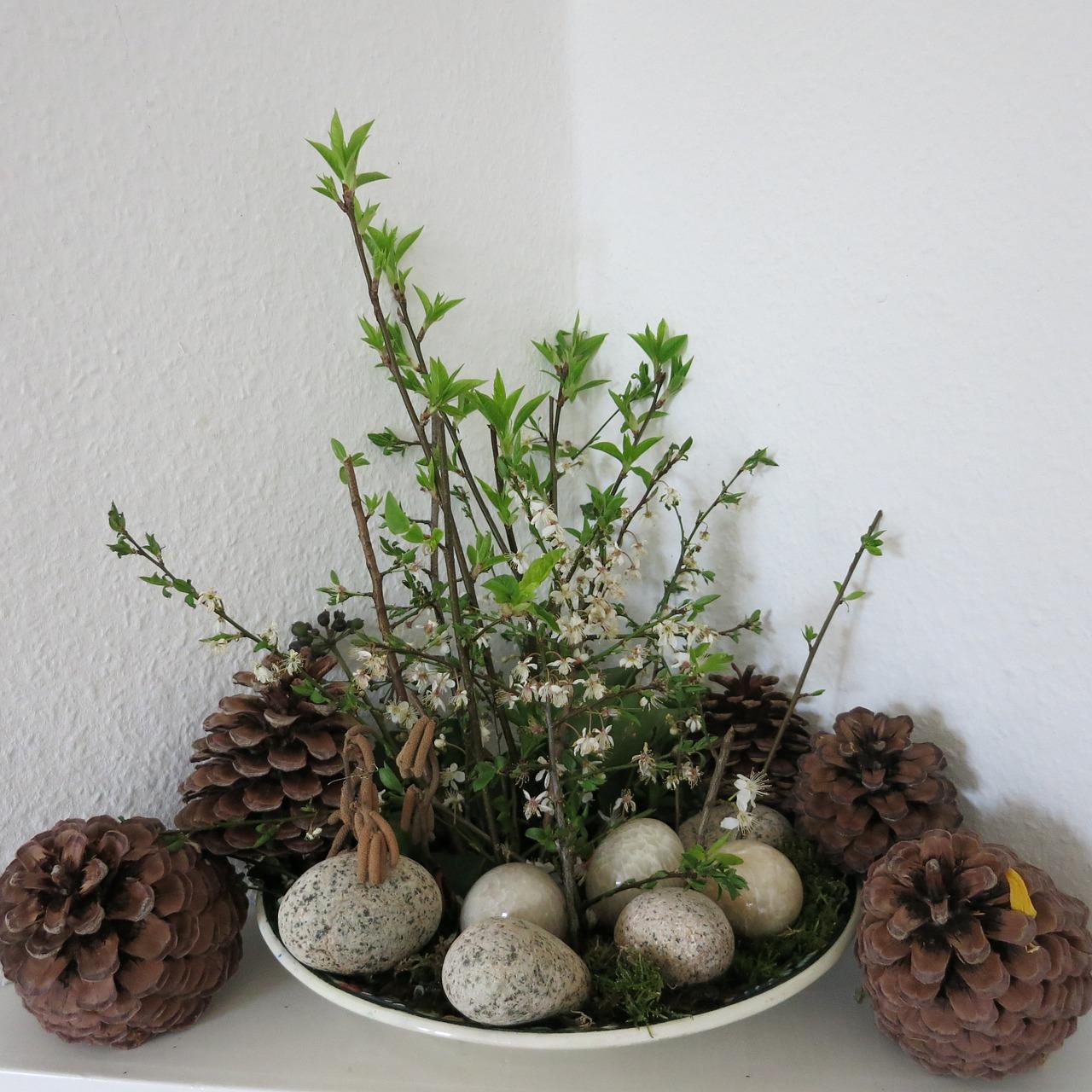 яйца на пасху, пасхальные украшения фото 28
