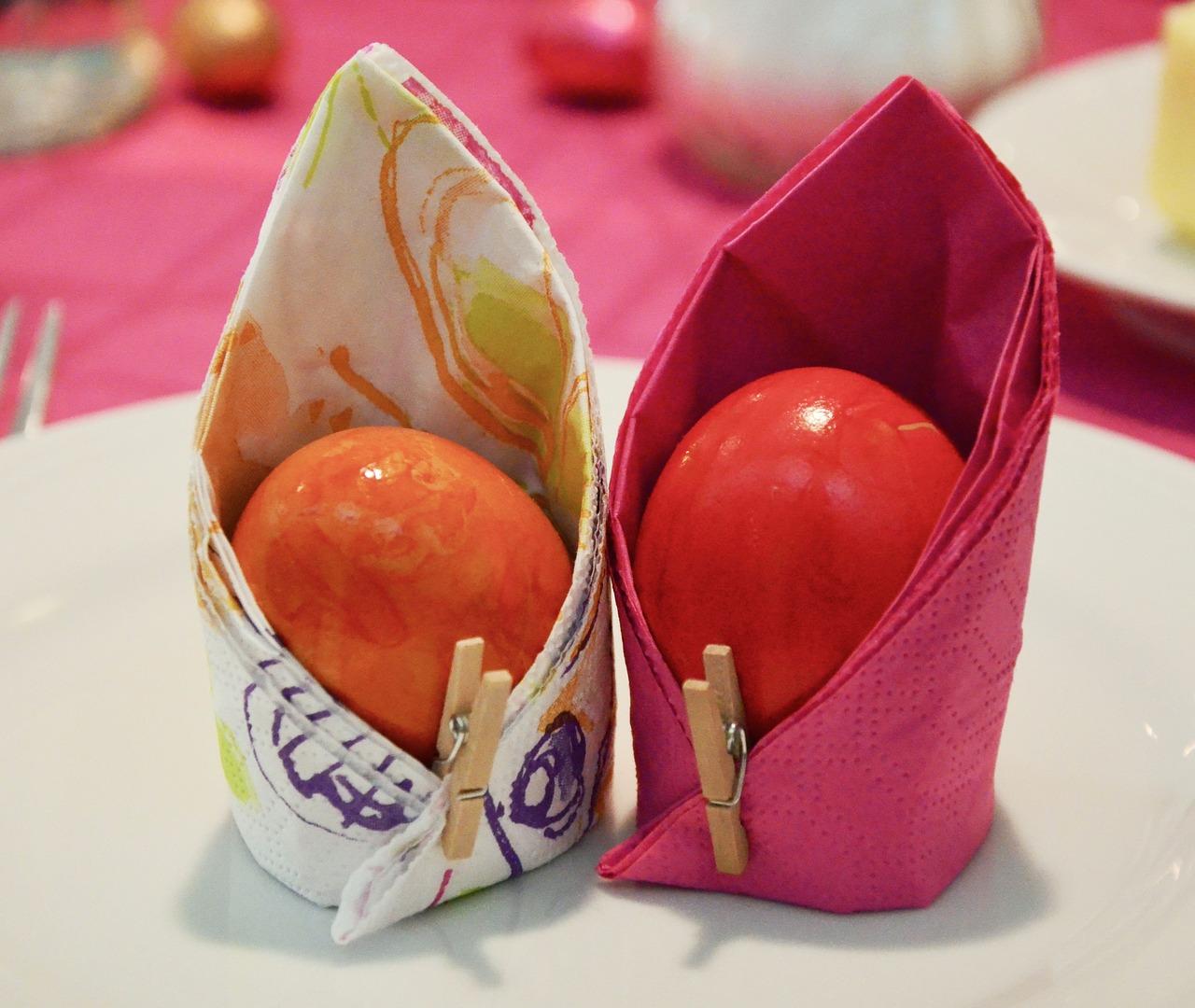 яйца на пасху, пасхальные украшения фото 4