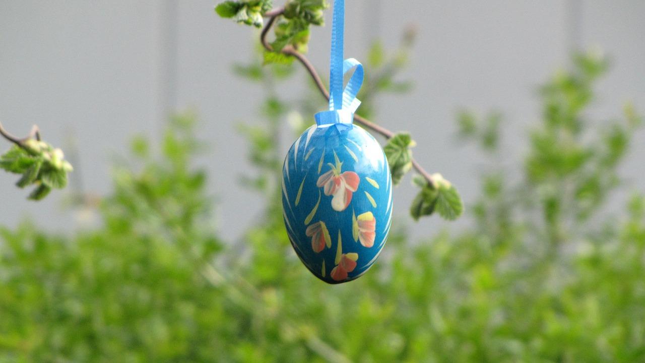 яйца пасхальные фото 11
