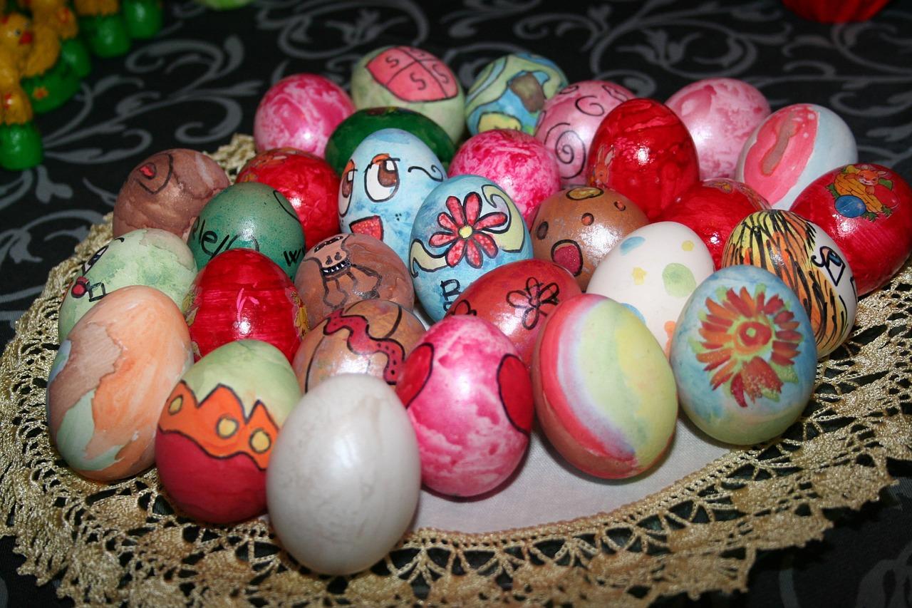 яйца пасхальные фото 12