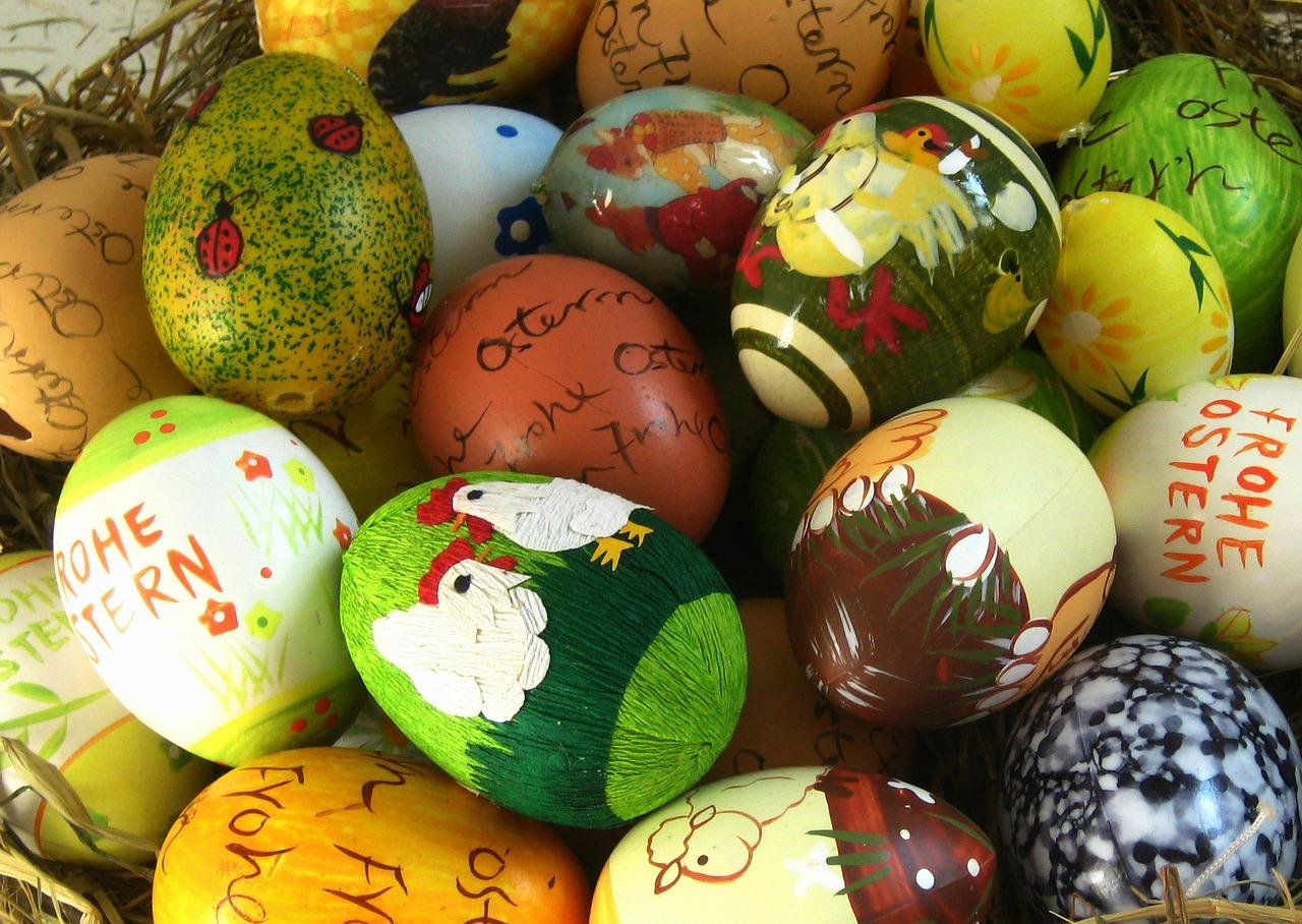 яйца пасхальные фото 16
