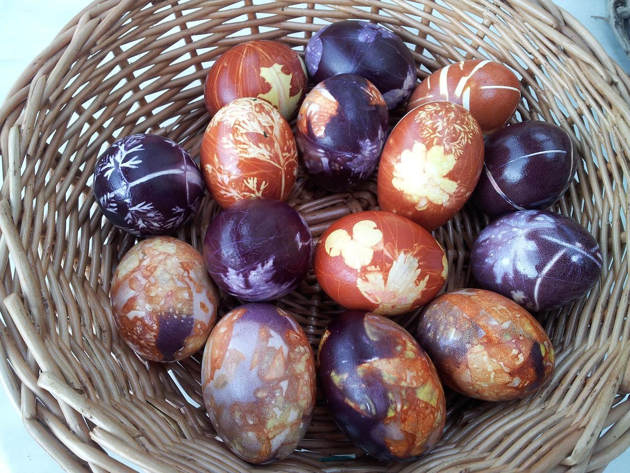 яйца пасхальные фото 17