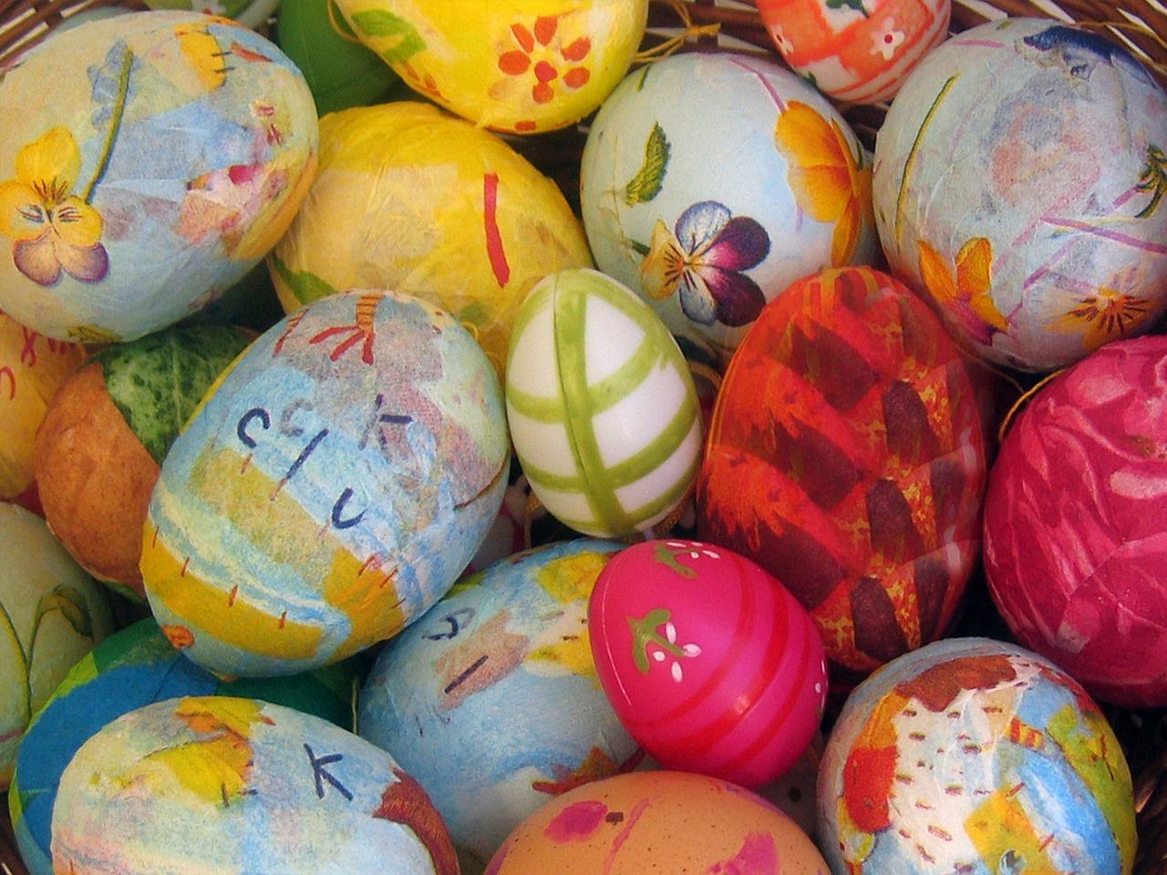 яйца пасхальные фото 20