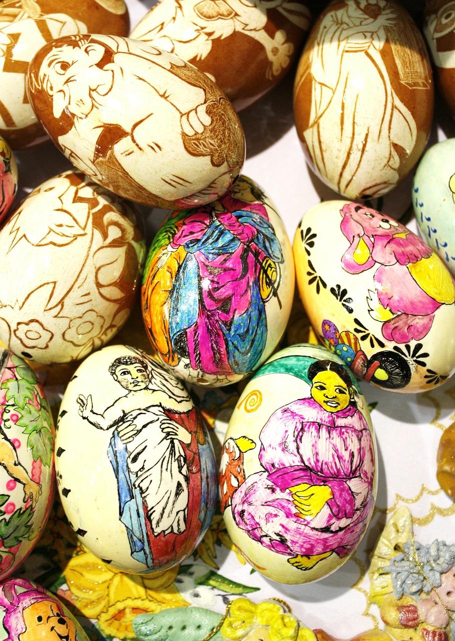 яйца пасхальные фото 21