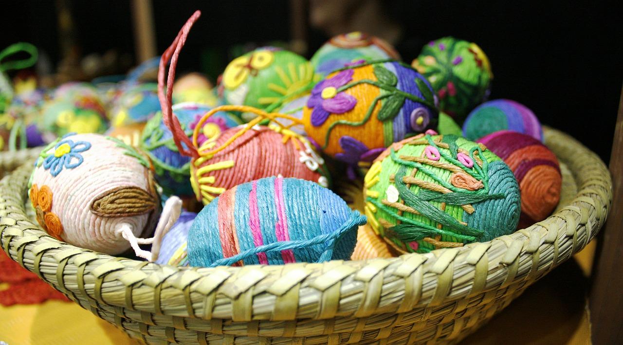 яйца пасхальные фото 22