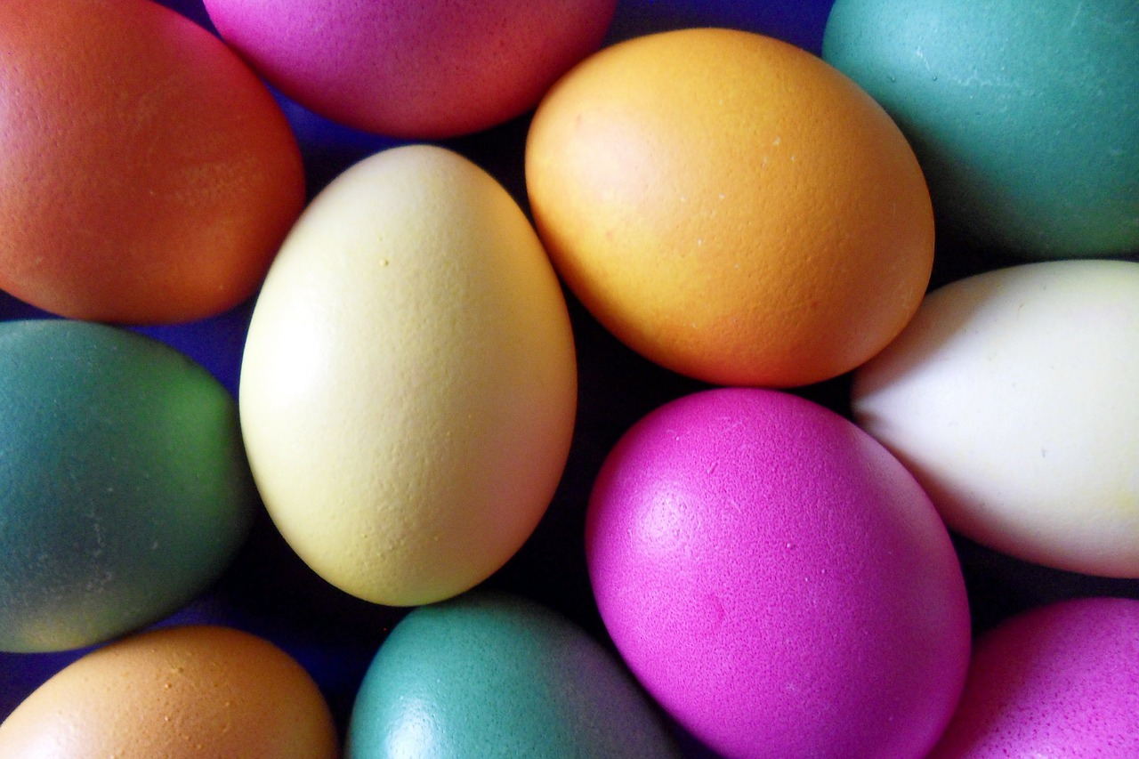 яйца пасхальные фото 25