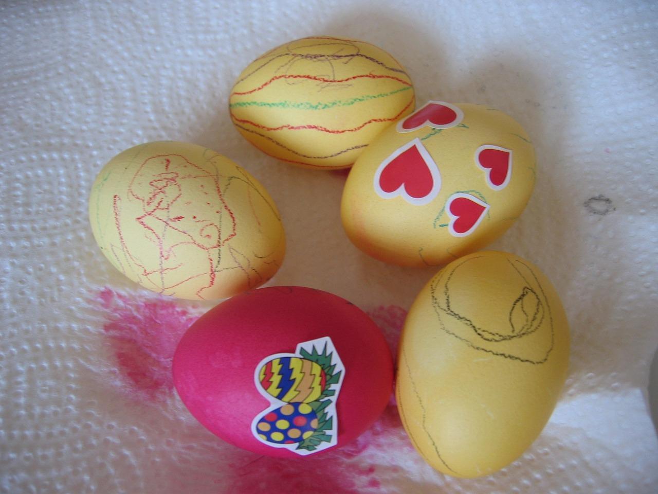 яйца пасхальные фото 26