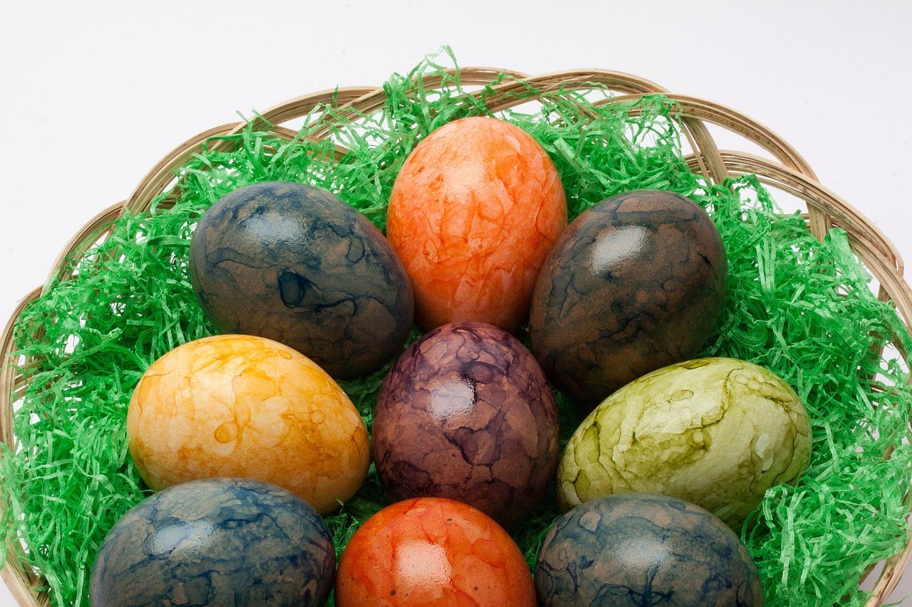 яйца пасхальные фото 31