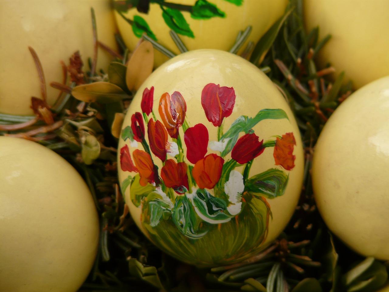 яйца пасхальные фото 35