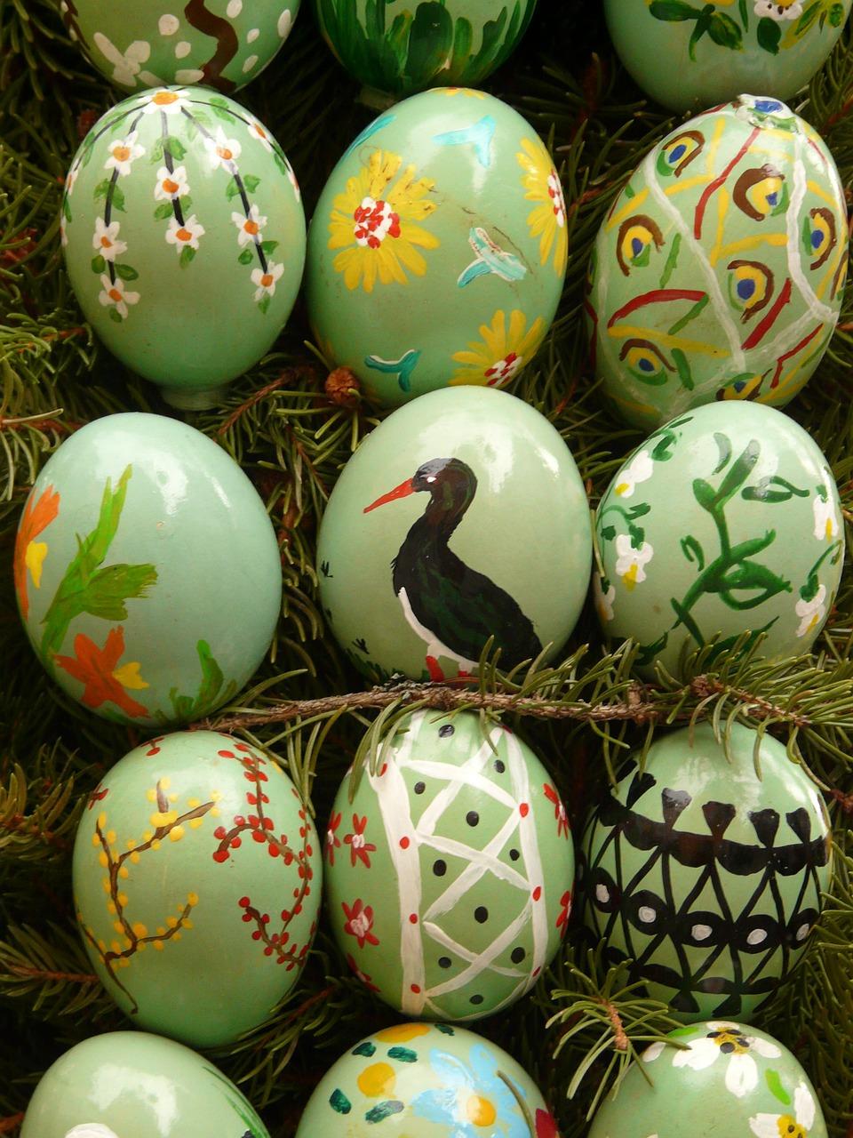 яйца пасхальные фото 37