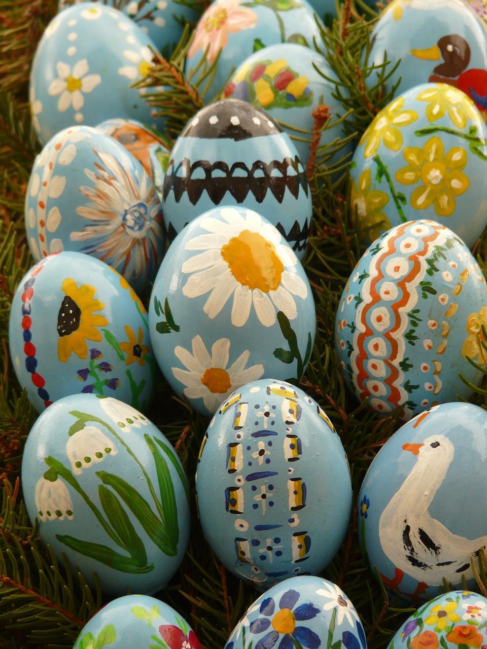 яйца пасхальные фото 38