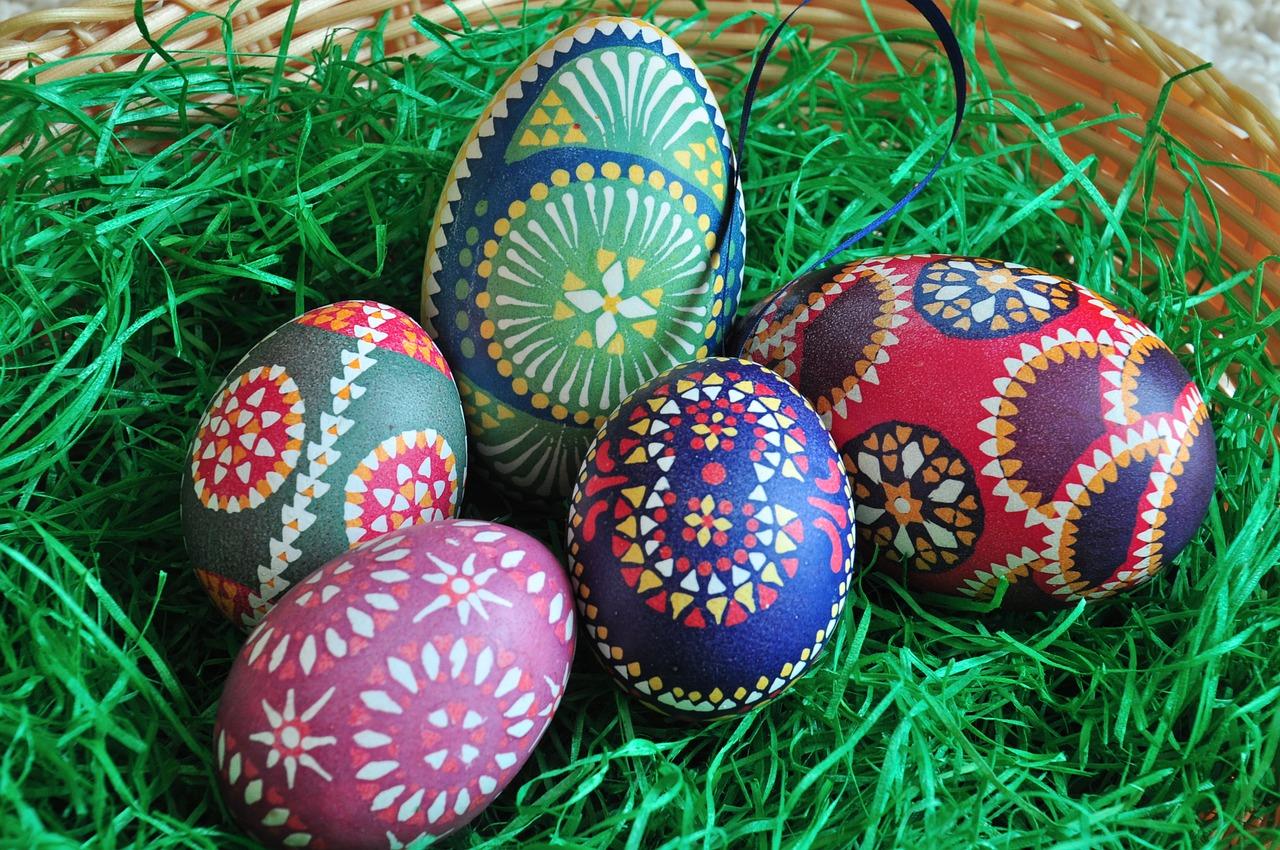 яйца пасхальные фото 4