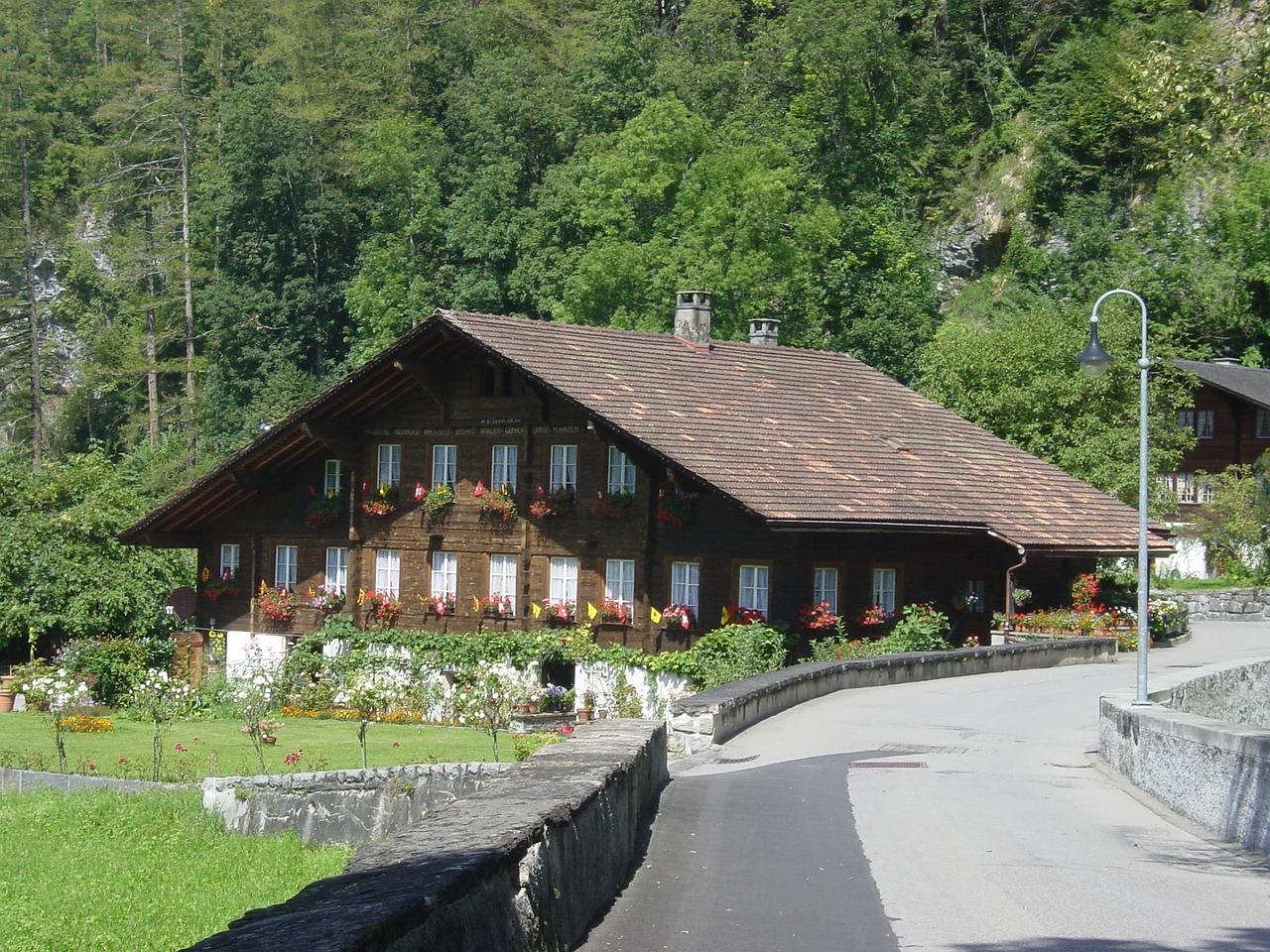 деревянные дома фото 11