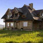 Старые деревянные дома — 27 фото
