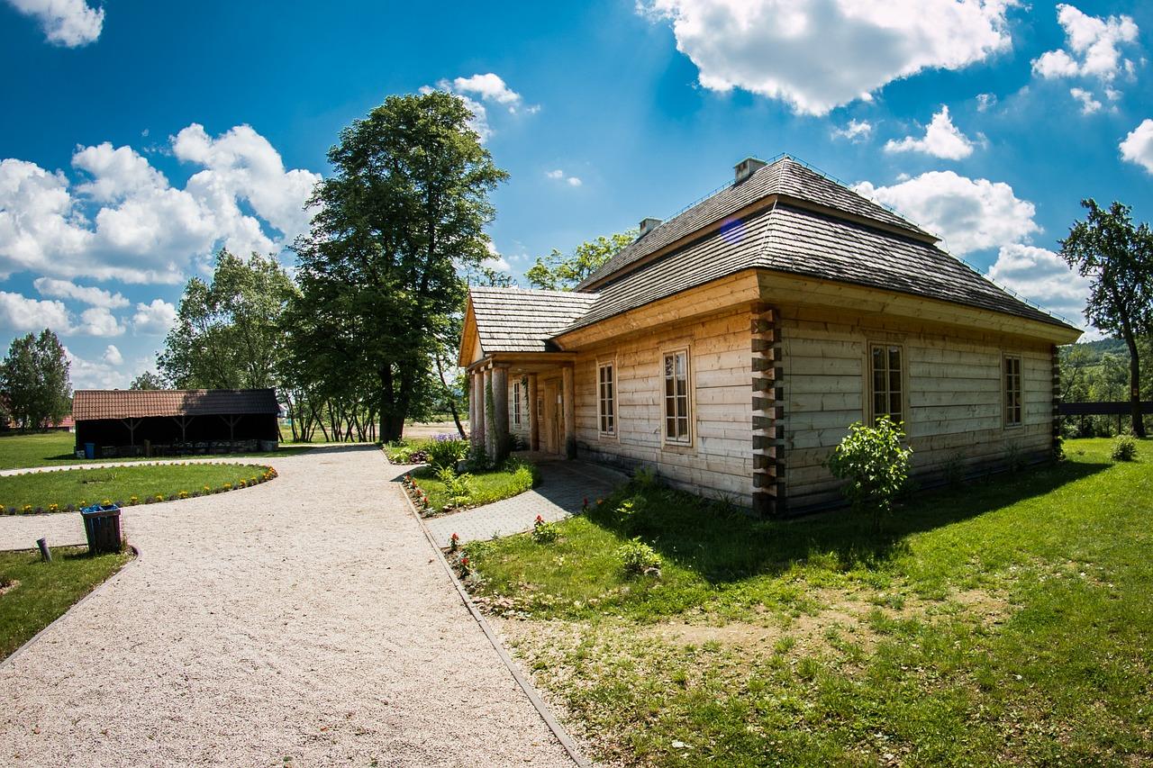 деревянные дома фото 2