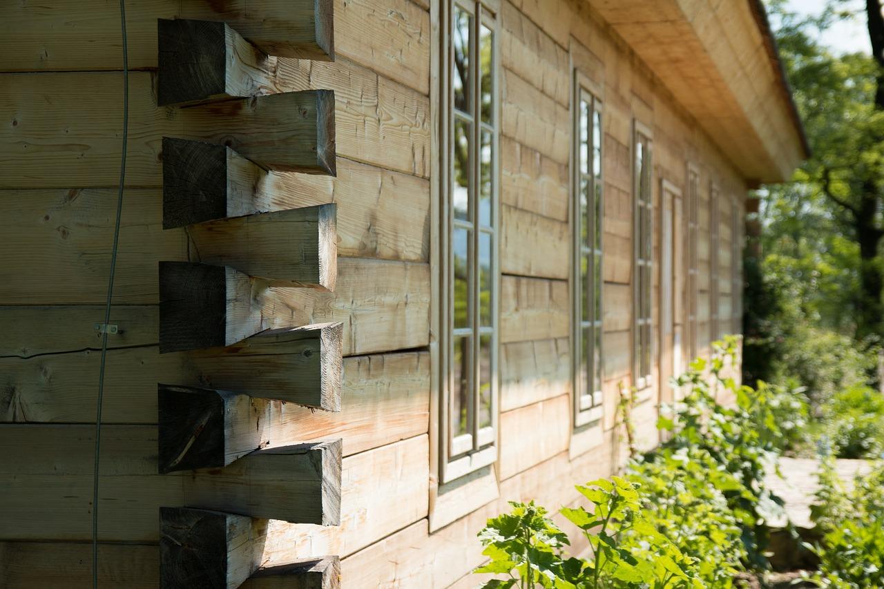 деревянные дома фото 3