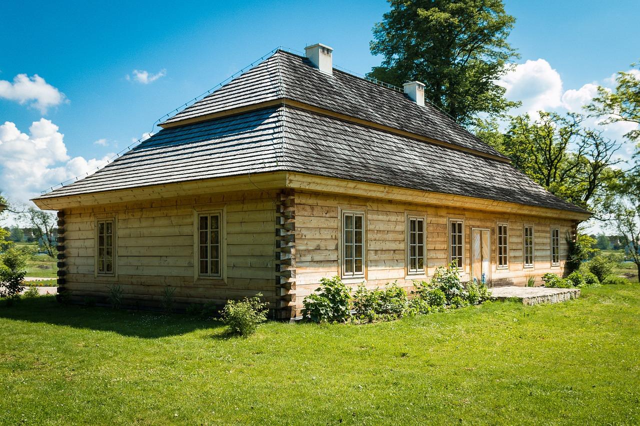 деревянные дома фото 4