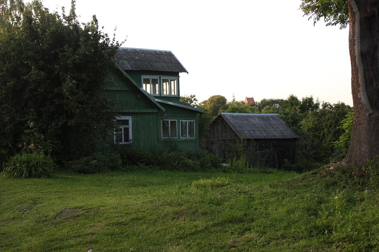 деревянные дома фото 8
