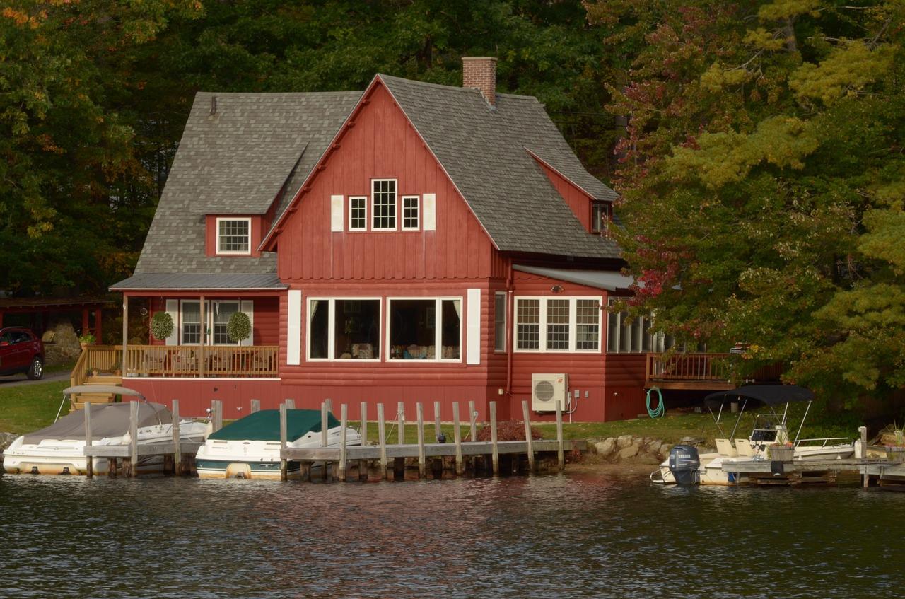 деревянный дом фото 4