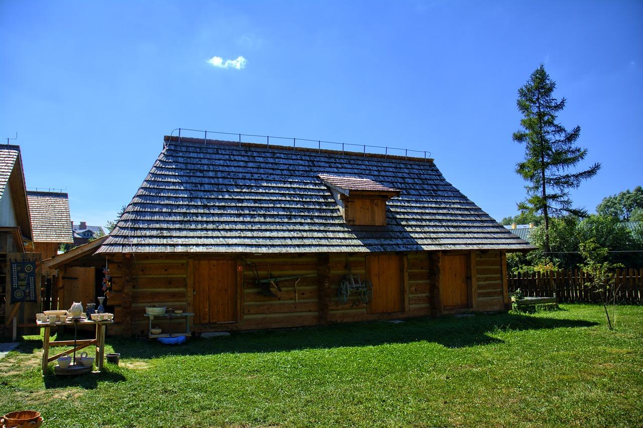 деревянный дом фото 9