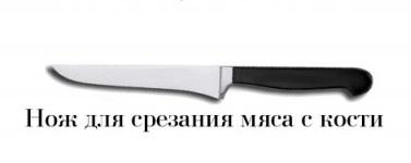 vidy-nozhej-dlya-kuxni-nozh-dlya-srezaniya-myasa-s-kosti