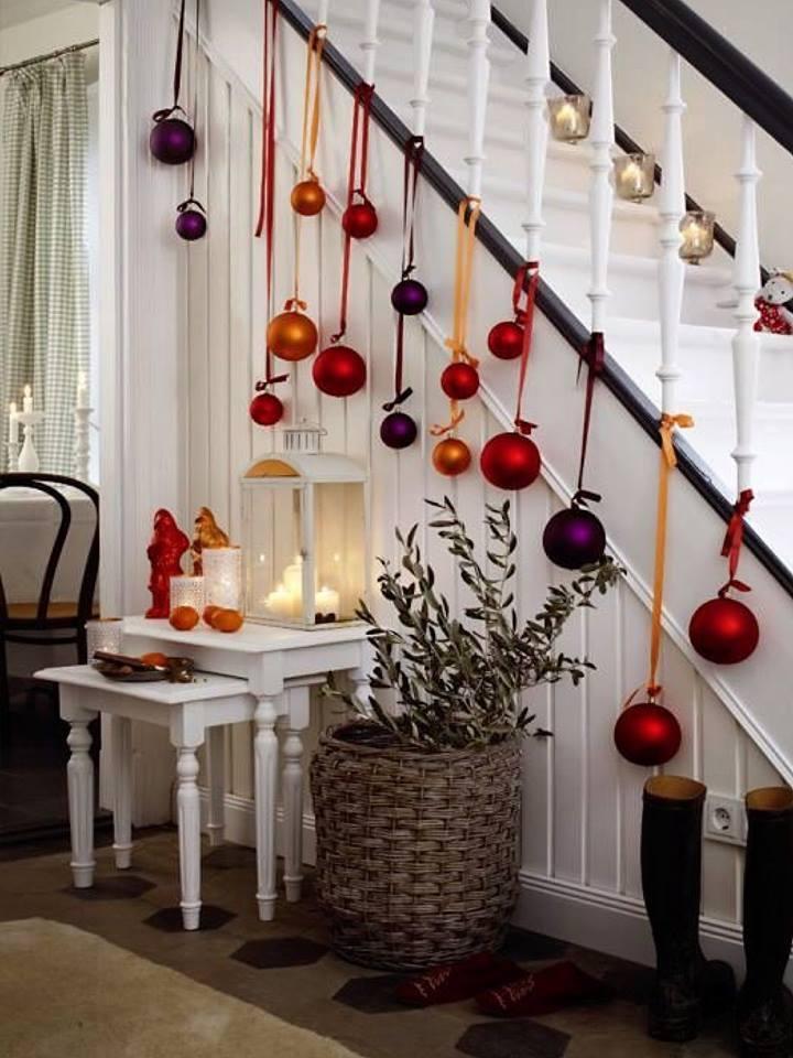 Украсить в доме к новому году