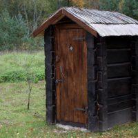 Туалет на даче: 45 фото-идей, чертежи, размеры