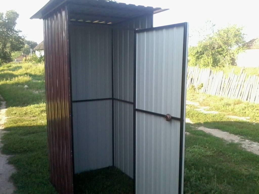 Домик для туалета на даче своими руками фото фото 377