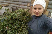 Хочу жить в деревне: Пермь-деревня Чуваки или Оля в поле