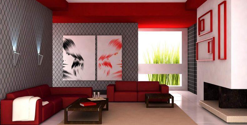 Дизайн гостиной — фото идеи