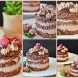 Тесто для торта: 9 видов теста, особенности приготовления