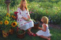Красивые женщины в деревне: Роберт Дункан и его картины