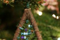 Новогодние игрушки своими руками: 60 фото-идей