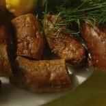 Домашняя вареная колбаса — рецепт приготовления