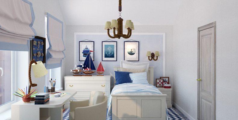 Детская комната — фото-идеи