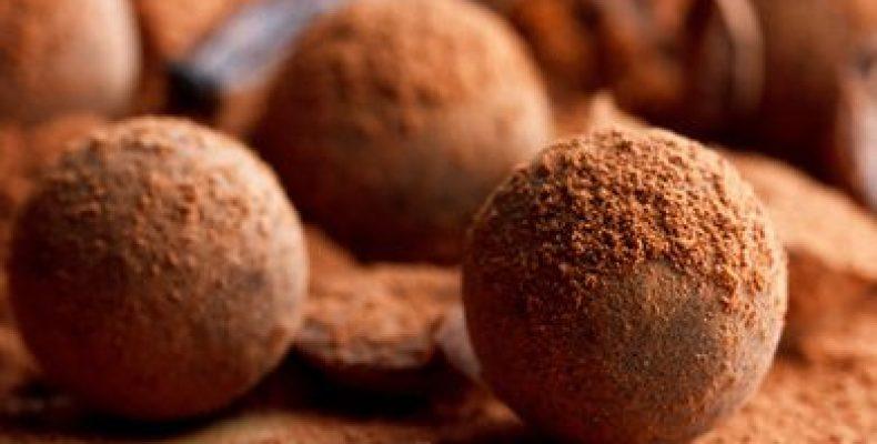 Домашние конфеты с кокосовой стружкой
