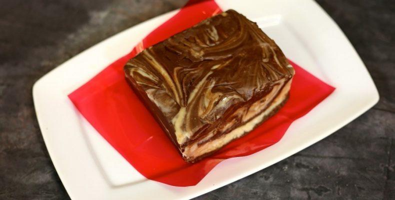 Сырковая масса с шоколадом в домашних условиях