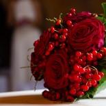 Букет невесты из живых цветов — какой цветок лучше?