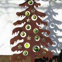 Новогодняя елка-поделка своими руками