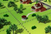 Планировка земельного участка — как спланировать наилучшим образом?
