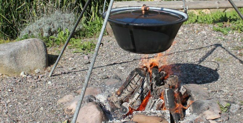 Простой рецепт полевой каши
