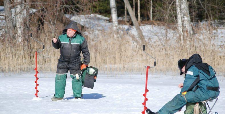 Клев зимой: календарь рыбака на декабрь 2015