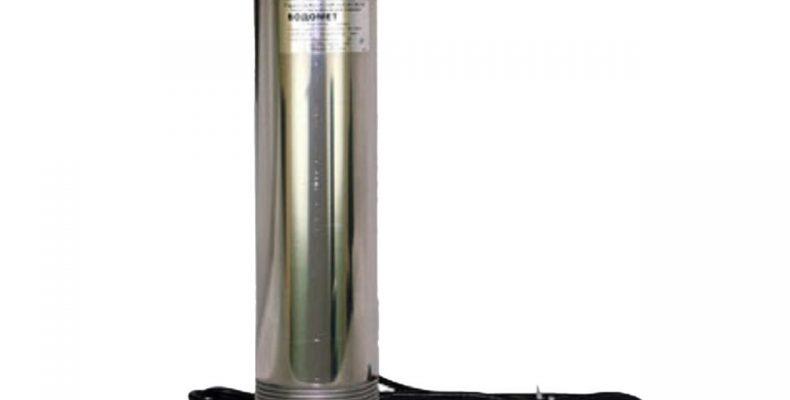 Погружной центробежный насос для скважины — схема установки