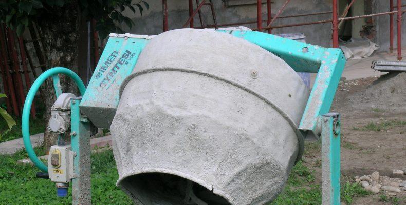 Как выбрать бетономешалку для дома и дачи: видео-инструкции