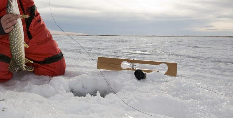Календарь рыбака на февраль 2016